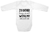 "Adorable Baby Tee Time ""I'd Rather Hang Out With My Aunt"" Funny Onesie"