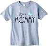Baby boys I love my Mommy cute infant clothing funny baby clothes tee shirt