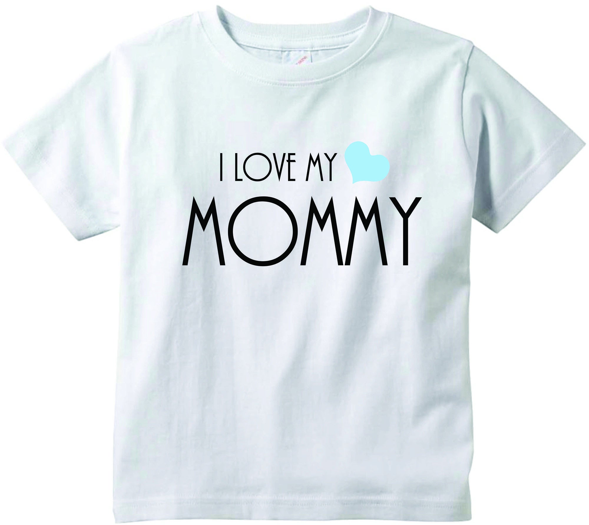Baby Boys I Love My Mommy Cute Infant Clothing Funny Baby Clothes