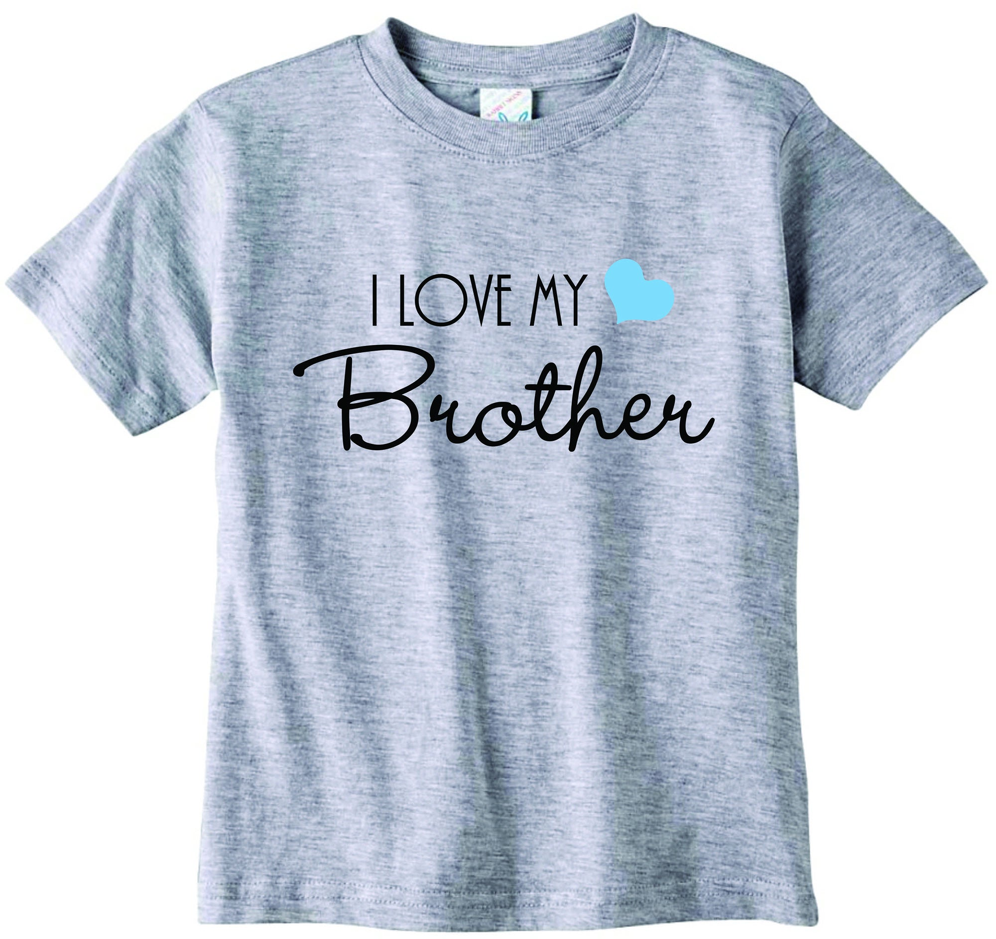Baby boys I love my Brother cute funny baby clothes tee shirt infant ...