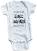 Funny Adorable Baby Tee Time I'm Not Just Milk Drunk I'm Tit Faced Baby Onesie