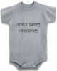 I'm not staring I'm pooping cute infant clothing funny baby clothes bodysuit one piece romper creeper