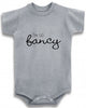 I'm so fancy cute infant clothing funny baby clothes bodysuit one piece romper creeper