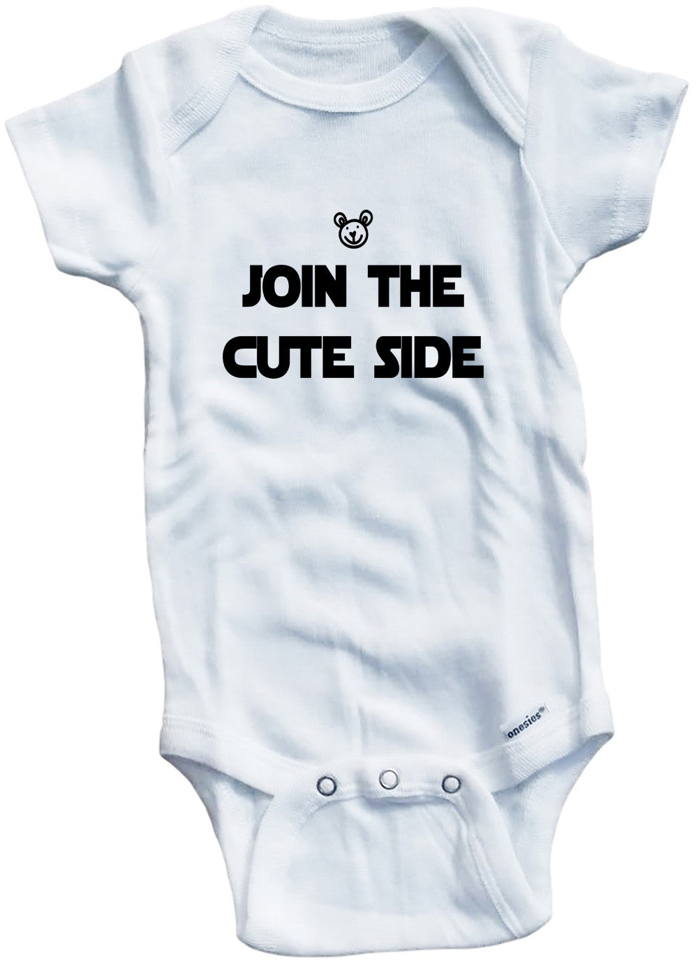 2cba05852 Funny Adorable Baby Tee Time