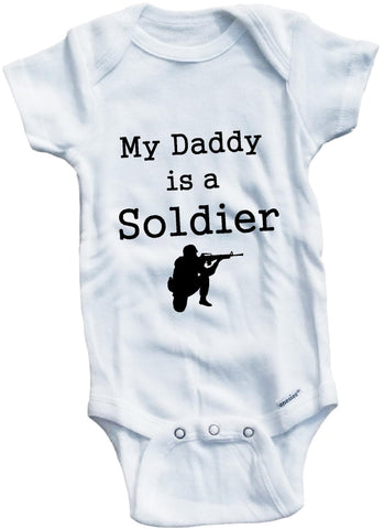 My daddy is a SOLDIER cute military navy marine helicopter army tank
