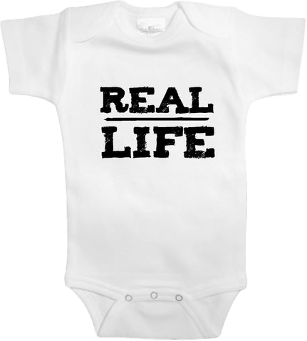 Adorable Baby Tee Time Real Life Funny Onesie