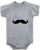 Someday mustache cute infant clothing funny baby clothes bodysuit one piece romper creeper