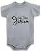 Baby Tee Time baby boys Y'all need Jesus onesie