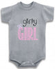 Adorable Baby Tee Time baby girls' girly GIRL Baby clothes
