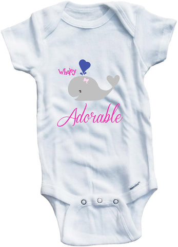 Whaley adorable cute infant clothing funny baby clothes bodysuit one piece romper creeper
