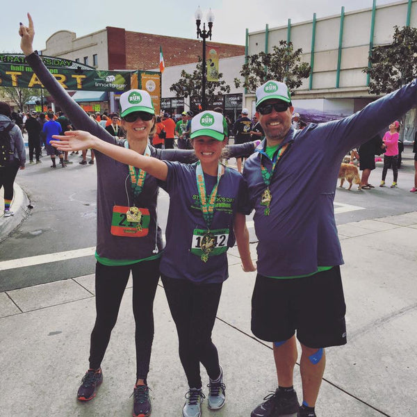 Running with a Little Luck of the Irish - St. Patrick's Day Races