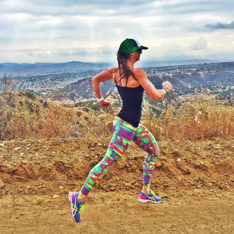 Fit Friday, Miles & Pace Clothing Run Inspiration