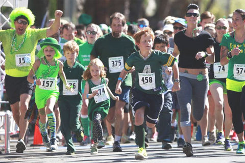 Go Green St. Patrick's Day Run