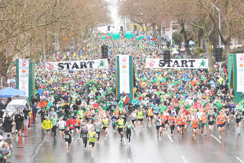 St. Patrick's Day Dash Run