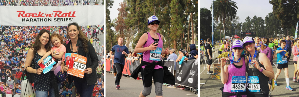 Run Inspiration, Rock n Roll San Diego 5k