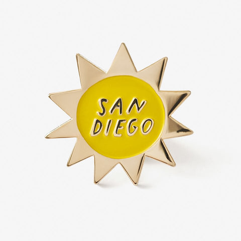 Pin + Post // San Diego