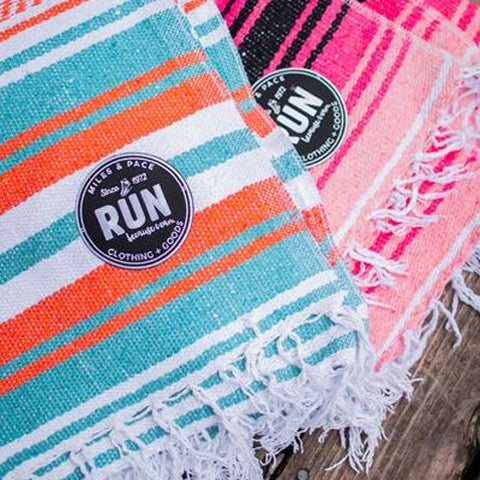 Baja Finish Line Blanket