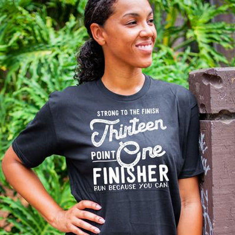 NEW Half Marathon Finisher Tee 13.1