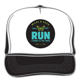 Strong to the Finish - Butterfly Trucker Hat