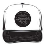 Remember Why, Run Trucker Hat (multiple colors)