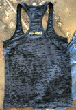 Wild Runner // Burnout Tank // Gold Imprint
