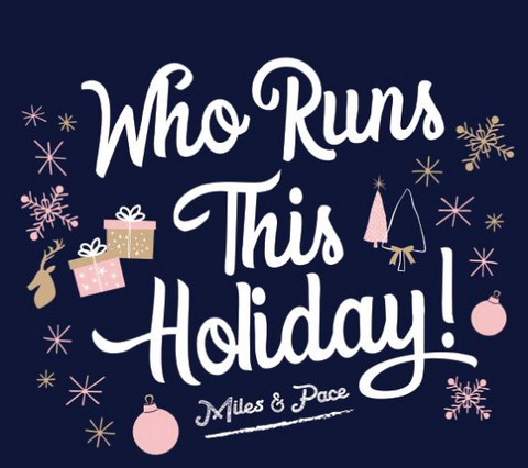 Who Runs this Holiday // Muscle Tanks