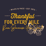 Thankful for Every Mile // Flowy Long Sleeve