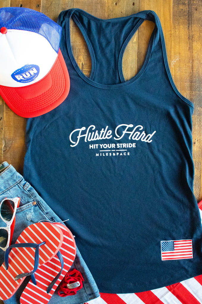 usa, america, 4th of july, memorial day graphic inspired tee for runners