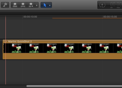 Select FCP Sequence