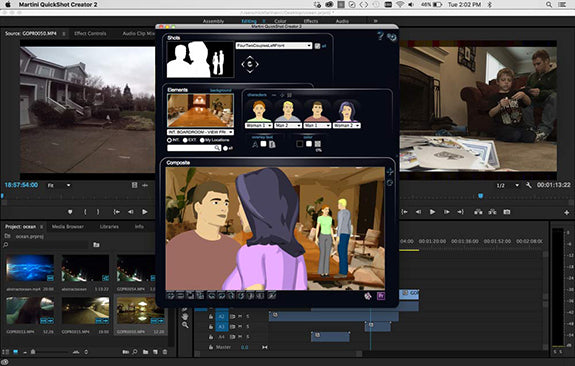 Martini Storyboarding Plug-in Now Supports Adobe Premiere Pro CC 2015 Image