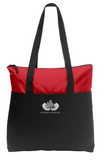 Zip-Top Convention Tote. BG407