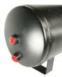 5 Gallon Black Steel Tank - Hot Spot Fab