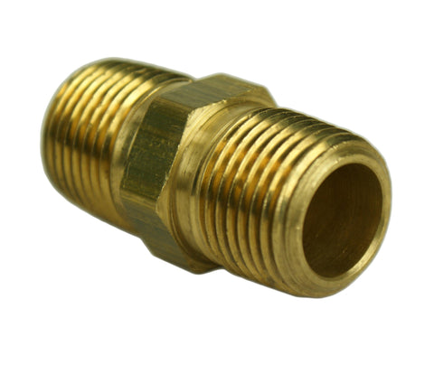 "3/8"" Hex Nipple - Hot Spot Fab"