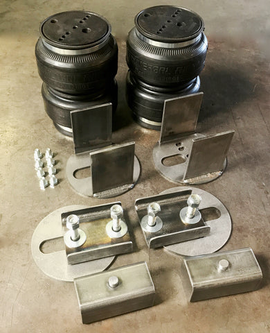 Chevy Rear Kit 1939- 1954 - Hot Spot Fab