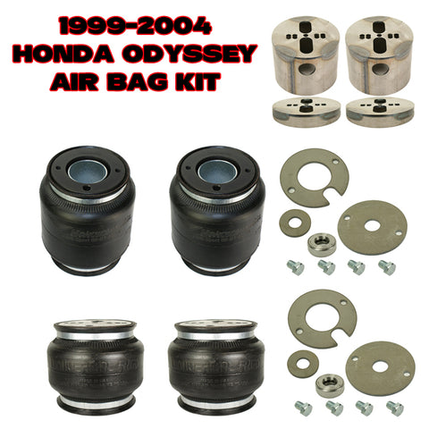 1999-2004 Honda Odyssey Air Bag Kit - Hot Spot Fab