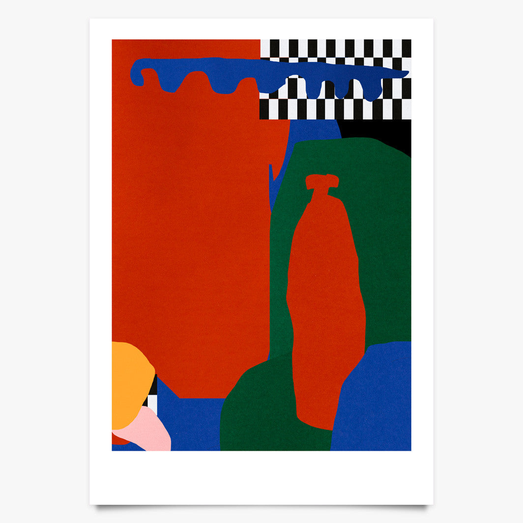Limonade Parade (04) - Art Print by Raby-Florence Fofana | Another Fine Mess