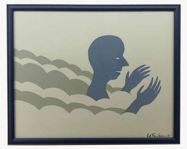 Ahh, The Atmosphere - Art Print by Ed Templeton | Another Fine Mess