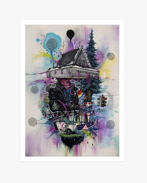 Vinton - Art Print by Pat Perry | Another Fine Mess