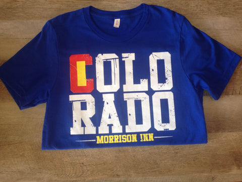 Blue Colorado T-shirt
