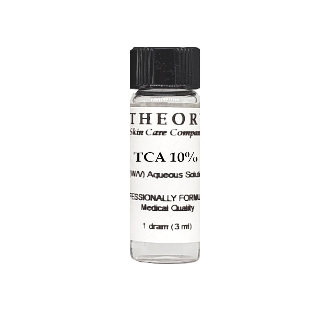 TCA, Trichloroacetic Acid, 10% Dram Peel Solution, Wrinkles, Anti Aging, Age Spots