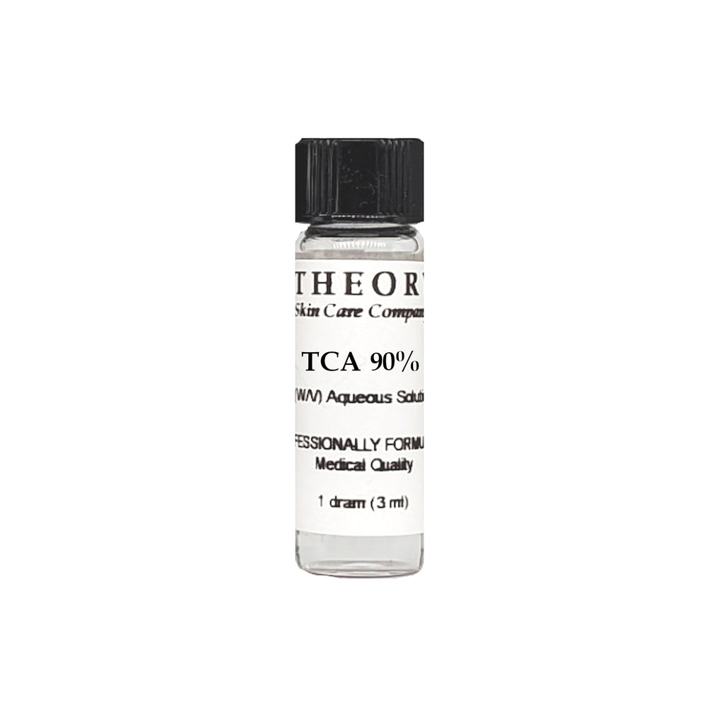 Trichloroacetic Acid, 90% Dram Solution, Wrinkles, Anti Aging, Age Spots