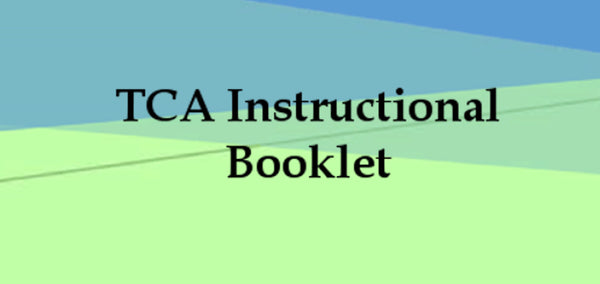 TCA Application Booklet
