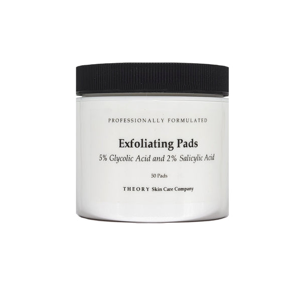 Exfoliating Pads -  Brighter skin, Clears Blackheads, Whiteheads, Scarring