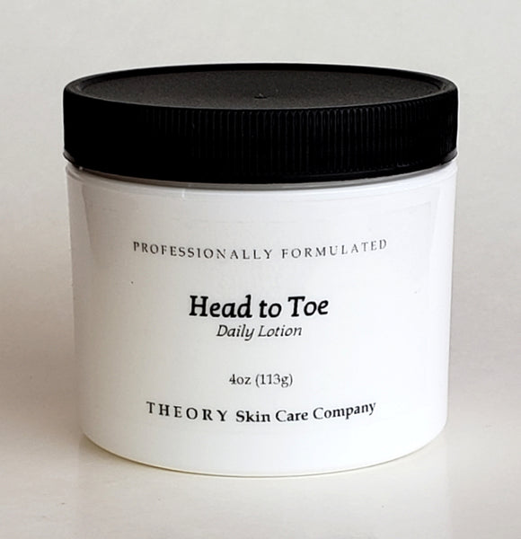 Head To Toe Daily Lotion For Silk Soft Skin