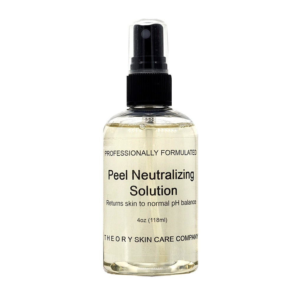 PRO Peel Neutralizer, 4 oz in a Convienent Spray Bottle