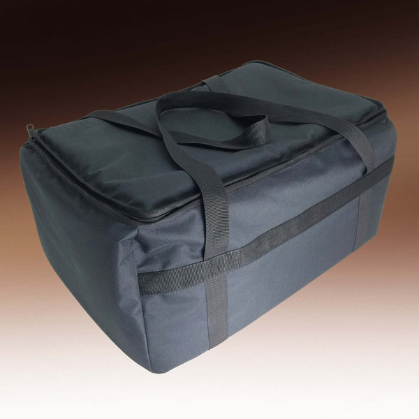 Insulated catering bags.