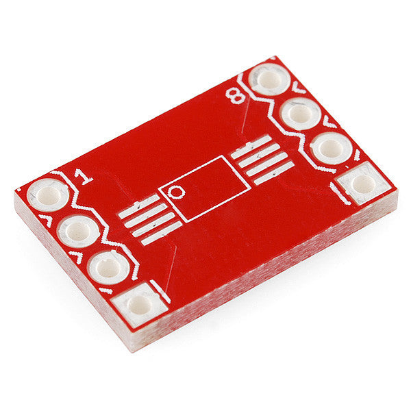 Tanotis - SparkFun SSOP to DIP Adapter - 8-Pin Breakout Boards, Sparkfun Originals - 1
