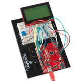 Tanotis - SparkFun Graphic LCD 128x64 STN LED Backlight Monochrome - 5