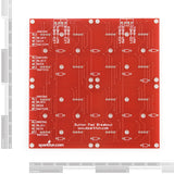 Tanotis - SparkFun Button Pad 4x4 - Breakout PCB Buttons/Switches - 2