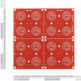 Tanotis - SparkFun Button Pad 4x4 - Breakout PCB Buttons/Switches - 3